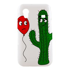 Impossible love  Samsung Galaxy Ace S5830 Hardshell Case
