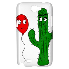Impossible love  Samsung Galaxy Note 2 Hardshell Case