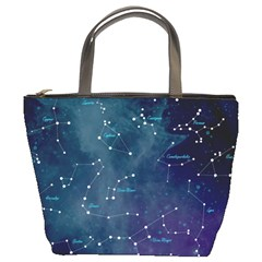 Constellations Bucket Handbag