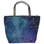 Constellations Bucket Handbag Back