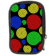 Colorful hypnoses Compact Camera Cases