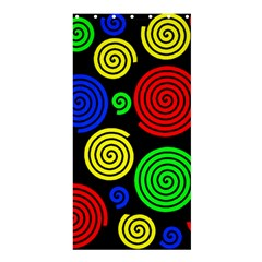 Colorful hypnoses Shower Curtain 36  x 72  (Stall)