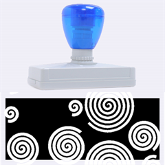 Colorful hypnoses Rubber Address Stamps (XL)
