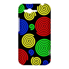 Colorful hypnoses HTC Rhyme