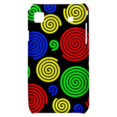 Colorful hypnoses Samsung Galaxy S i9000 Hardshell Case