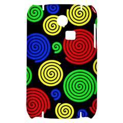 Colorful hypnoses Samsung S3350 Hardshell Case
