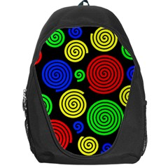 Colorful hypnoses Backpack Bag
