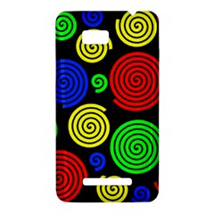 Colorful hypnoses HTC One SU T528W Hardshell Case