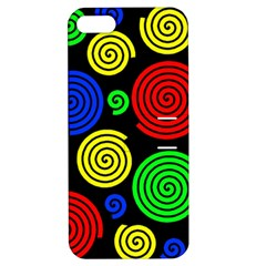 Colorful hypnoses Apple iPhone 5 Hardshell Case with Stand