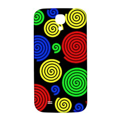 Colorful hypnoses Samsung Galaxy S4 I9500/I9505  Hardshell Back Case