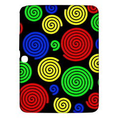 Colorful hypnoses Samsung Galaxy Tab 3 (10.1 ) P5200 Hardshell Case