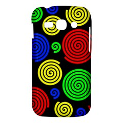 Colorful hypnoses Samsung Galaxy Ace 3 S7272 Hardshell Case