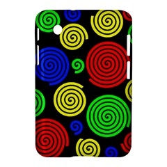 Colorful hypnoses Samsung Galaxy Tab 2 (7 ) P3100 Hardshell Case