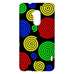 Colorful hypnoses HTC One Max (T6) Hardshell Case