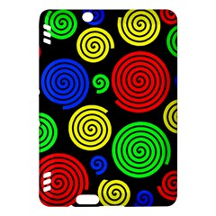 Colorful hypnoses Kindle Fire HDX Hardshell Case