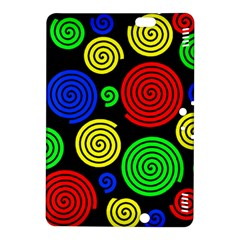 Colorful hypnoses Kindle Fire HDX 8.9  Hardshell Case