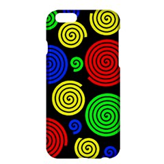Colorful hypnoses Apple iPhone 6 Plus/6S Plus Hardshell Case