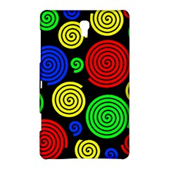 Colorful hypnoses Samsung Galaxy Tab S (8.4 ) Hardshell Case