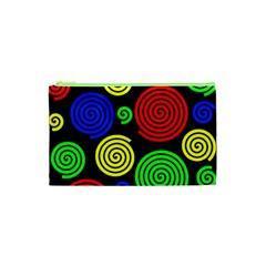 Colorful hypnoses Cosmetic Bag (XS)