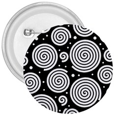 Black and white hypnoses 3  Buttons