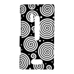 Black and white hypnoses Nokia Lumia 928