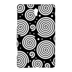 Black and white hypnoses Samsung Galaxy Tab S (8.4 ) Hardshell Case