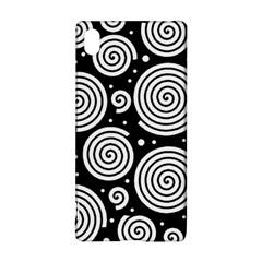 Black and white hypnoses Sony Xperia Z3+