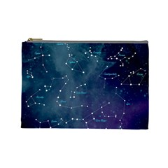 Constellations Cosmetic Bag (large)