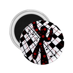 On the dance floor  2.25  Magnets