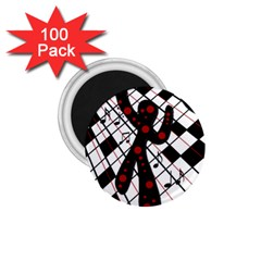 On the dance floor  1.75  Magnets (100 pack)