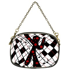 On the dance floor  Chain Purses (One Side)