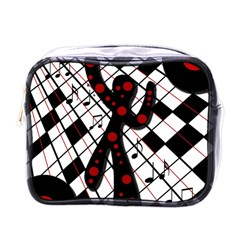 On the dance floor  Mini Toiletries Bags