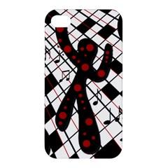 On the dance floor  Apple iPhone 4/4S Hardshell Case