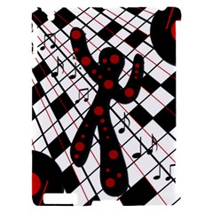 On the dance floor  Apple iPad 2 Hardshell Case (Compatible with Smart Cover)
