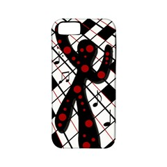 On the dance floor  Apple iPhone 5 Classic Hardshell Case (PC+Silicone)