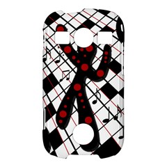 On the dance floor  Samsung Galaxy S7710 Xcover 2 Hardshell Case