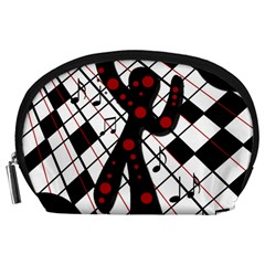 On the dance floor  Accessory Pouches (Large)