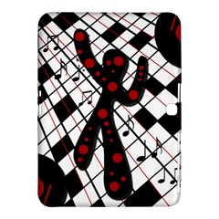 On the dance floor  Samsung Galaxy Tab 4 (10.1 ) Hardshell Case