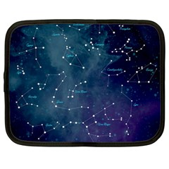 Constellations Netbook Sleeve (xxl)