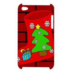 Christmas sock Apple iPod Touch 4
