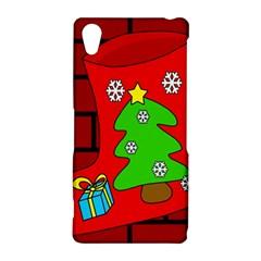 Christmas sock Sony Xperia Z2
