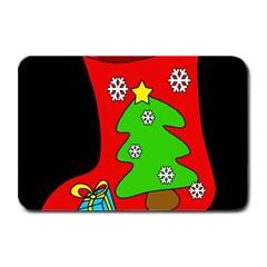Christmas sock Plate Mats