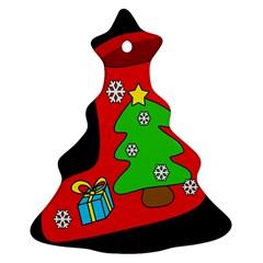 Christmas sock Ornament (Christmas Tree)