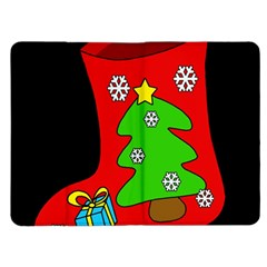 Christmas sock Kindle Fire (1st Gen) Flip Case