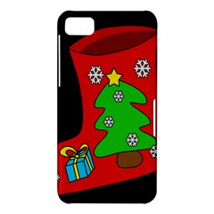 Christmas sock BlackBerry Z10