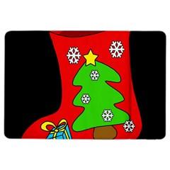 Christmas sock iPad Air 2 Flip