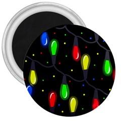 Christmas light 3  Magnets