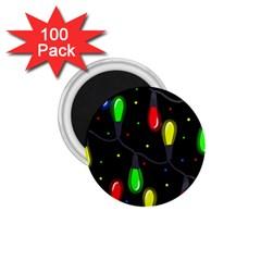 Christmas light 1.75  Magnets (100 pack)