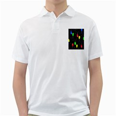 Christmas light Golf Shirts