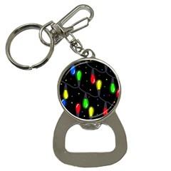 Christmas light Bottle Opener Key Chains